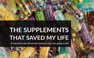 The Vitamins that Saved My Life