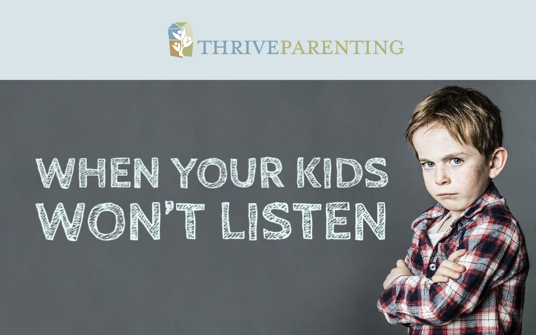 When your Kids Won't Listen: 2 Courageous Steps One Mom Took to Save Herself and Her Family